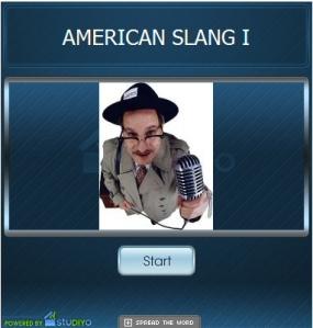 American Slang Quiz I